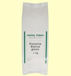 Pimienta Blanca Grano - Angel Jobal - 1 Kg