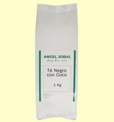 Té Negro con Coco - Angel Jobal - 1 Kg
