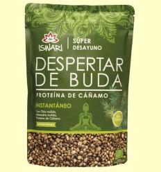 Despertar de Buda Proteína de Cáñamo Bio - Iswari - 360 gramos