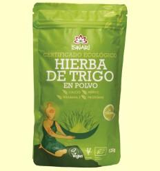 Hierba de Trigo Bio - Iswari - 125 gramos