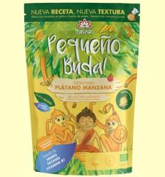 Pequeño Buda Plátano Manzana Bio - Iswari - 400 gramos