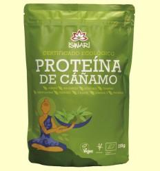 Proteína de Cáñamo Bio - Iswari - 250 gramos