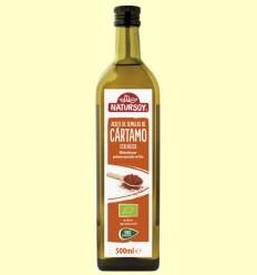 Aceite de Semillas de Cártamo Bio - Natursoy - 500 ml