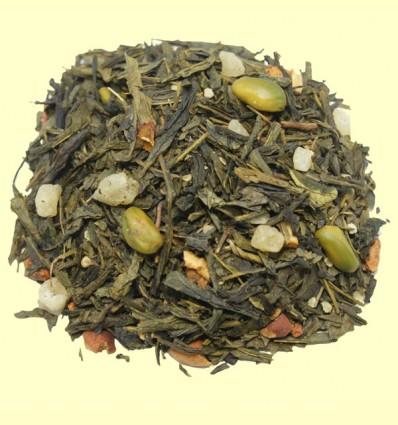 Té Verde con Pistacho y Quinoa