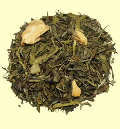 Té Blanco y Verde Pasión Soleada con Pera
