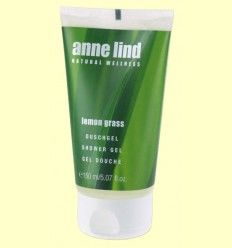 Anne Lind Body Gel Lemon Grass - Gel de ducha - Anne Marie Börlind - 150 ml
