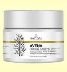 Avena Manteca Fundente Normal - Natysal - 200 ml