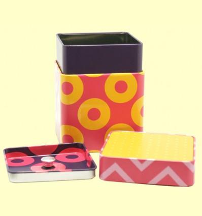 Lata para Té Joy de colores - 150 gramos