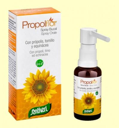 Propolflor Spray Bucal Bio - Santiveri - 30 ml
