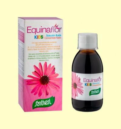 Equinaflor Kids Jarabe - Santiveri - 200 ml