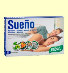 Sueño - Santiveri - 20 cápsulas