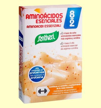 Aminoácidos Esenciales 8+2 - Santiveri - 60 cápsulas
