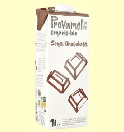 Bebida de Soja Chocolate Bio - Provamel - 1 litro