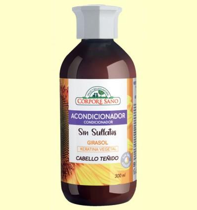 Acondicionador Sin Sulfatos con Girasol - Corpore Sano - 300 ml