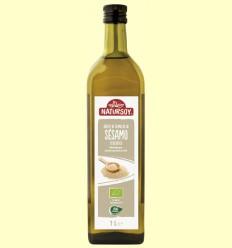 Aceite de Sésamo Bio - Natursoy - 1 litro