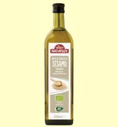 Aceite de Sésamo Bio - Natursoy - 500 ml