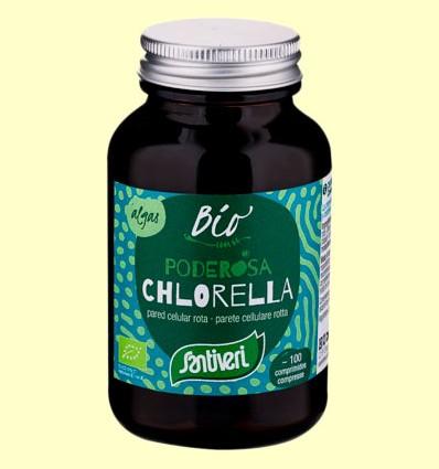 Alga Chlorella - Santiveri - 118 comprimidos