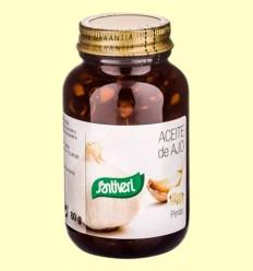 Aceite de Ajo 500 mg - Santiveri - 115 perlas