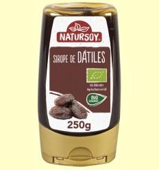 Sirope de Dátil Bio - Natursoy - 250 gramos