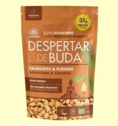 Despertar de Buda Cacahuete y Plátano Bio - Iswari - 360 gramos