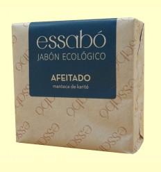 Jabón Pastilla Ecológico para Afeitado - Essabó - 120 gramos
