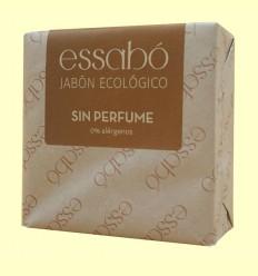 Jabón Pastilla Ecológico Sin Perfume - Essabó - 120 gramos