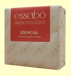Jabón Pastilla Ecológico Esencial - Essabó - 120 gramos