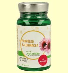 Echinacea y Propóleo Forte - Naturlider - 60 cápsulas