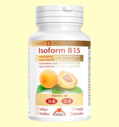 Isoform B 15 - Intersa - Aceite de nuez de albaricoque - 40 perlas