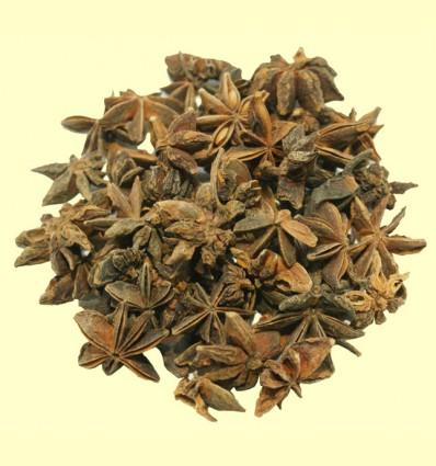 Anís Estrellado Flor Entera (Illicium verum)