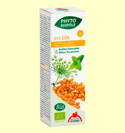 Phytobiopôle Mix Col - Colesterol - Intersa - 50 ml
