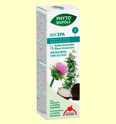 Phytobiopôle Mix Epa - Depurativo - Intersa - 50 ml