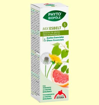 Phytobiopôle Mix Esbelt - Retención y Celulitis - Intersa - 50 ml