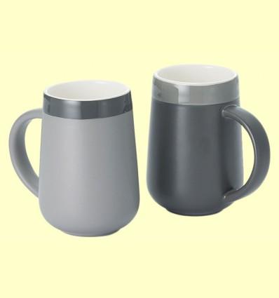 Set de 2 Tazas de Porcelana Levi - Cha Cult - 400 ml