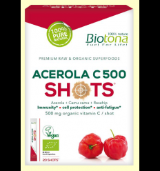 Biotona Acerola C 500 shots Bio - Biotona - 20 shots