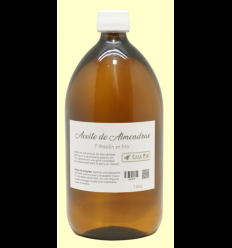 Aceite de Almendras Dulces de 1 ª Presión en Frío - 1 litro