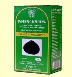 Tinte de Cabello - Moreno - Novavis - 135 ml
