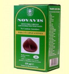 Tinte de Cabello - Rubio Oscuro Dorado 135 ml - Novavis