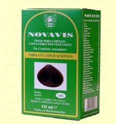 Tinte de Cabello - Rubio Oscuro 135 ml - Novavis