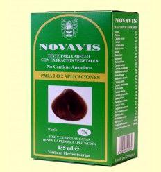 Tinte de Cabello - Rubio - Novavis - 135 ml