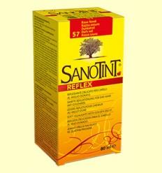 Tinte Sanotint Reflex - Rojizo Oscuro 57 - Sanotint - 80 ml