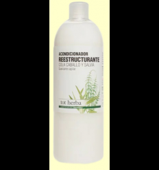 Acondicionador Reestructutrante Cola Caballo y Salvia - Tot Herba - 500 ml