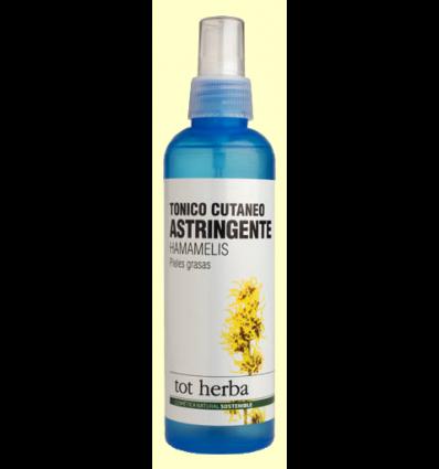 Tónico Cutáneo Astringente de Hamamelis - Tot Herba - 200 ml