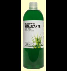 Gel de Ducha Vitalizante Aloe Vera - Tot Herba - 1 litro