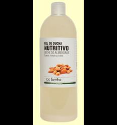 Gel de Ducha Nutritivo Leche de Almendras - Tot Herba - 1 litro