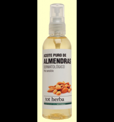 Aceite de Masaje puro de Almendras - Tot Herba - 100 ml