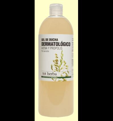 Gel de Ducha Dermatológico de Avena y Propóleo - Tot Herba - 200 ml
