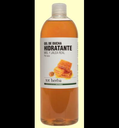 Gel de ducha Hidratante de Miel y Jalea Real - Tot Herba - 200 ml