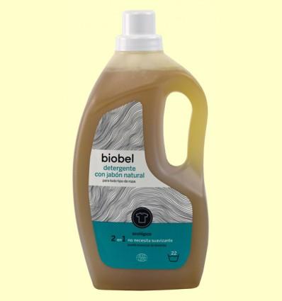 Detergente Lavadora Eco - Biobel - 1,5 litros