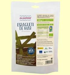 Alga Marina Espagueti de Mar Bio - Algamar - 100 gramos